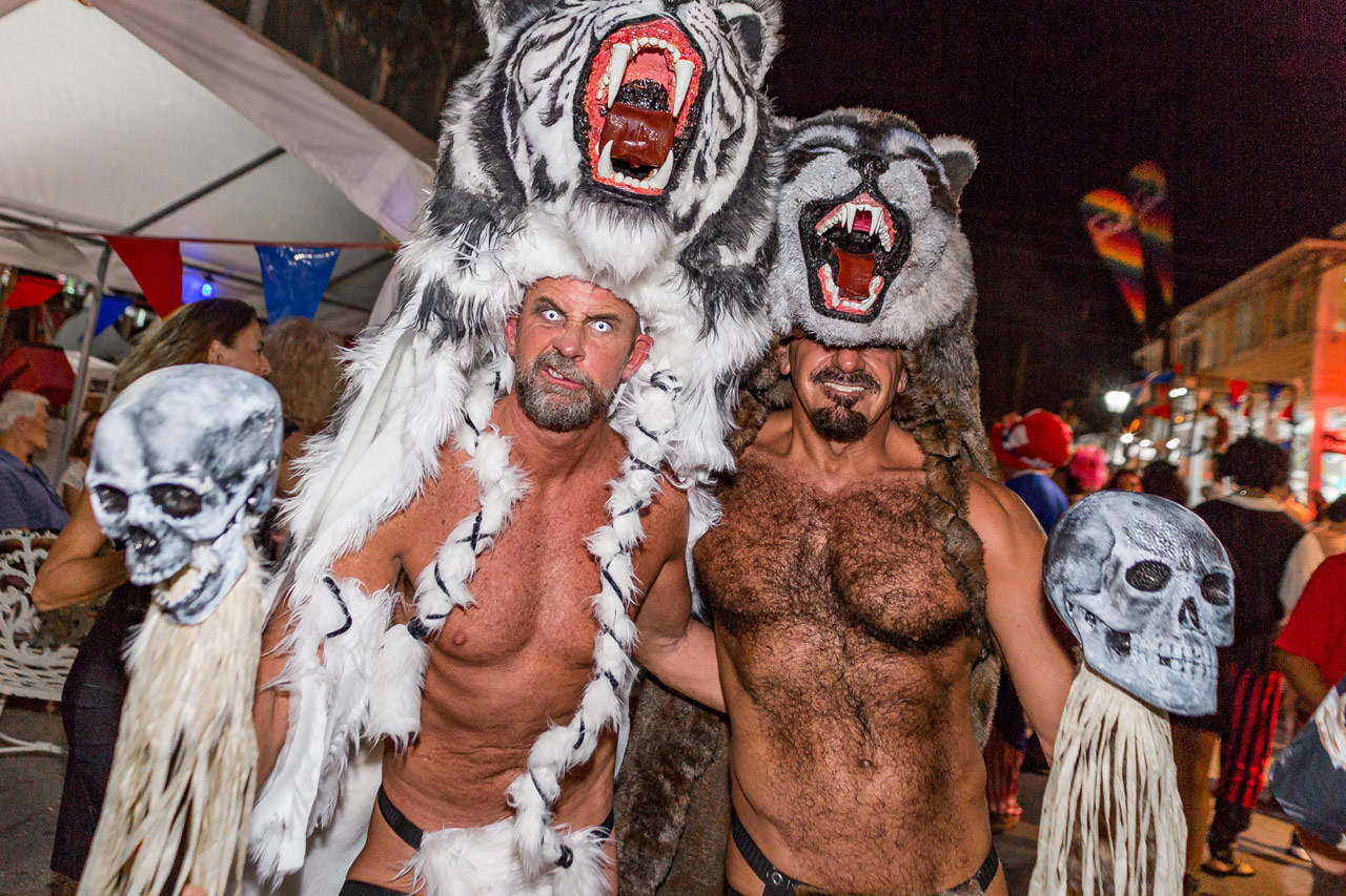 Key West Halloween Events